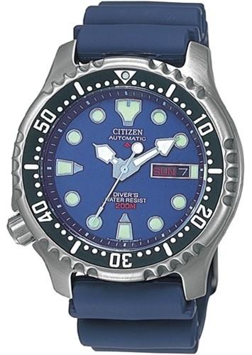 Мужские часы Citizen NY0040-17L цена и фото