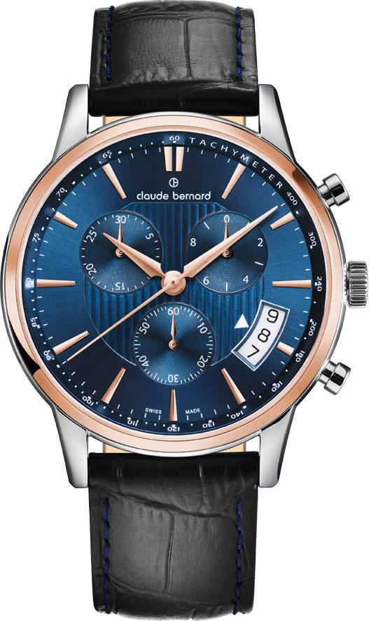 Мужские часы Claude Bernard 01002-357RBUIR