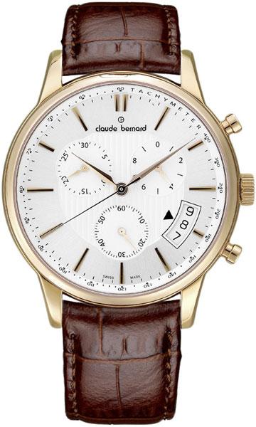 лучшая цена Мужские часы Claude Bernard 01002-37RAIR