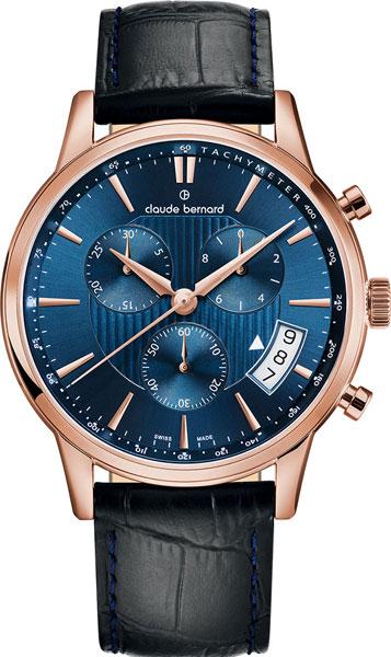 цена Мужские часы Claude Bernard 01002-37RBUIR онлайн в 2017 году