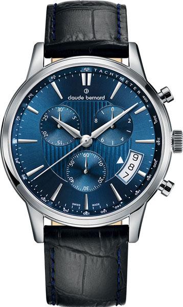 Мужские часы Claude Bernard 01002-3BUIN