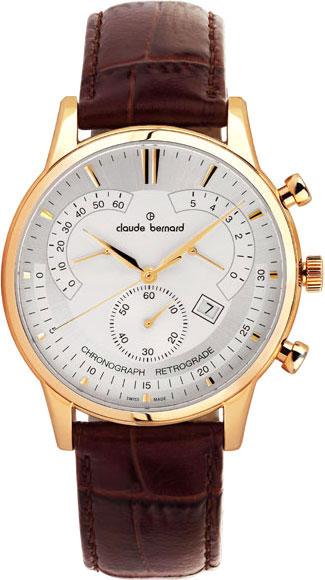 цена Мужские часы Claude Bernard 01506-37RAIR онлайн в 2017 году