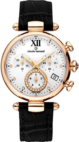 цена Женские часы Claude Bernard 10215-37RAPR1 онлайн в 2017 году