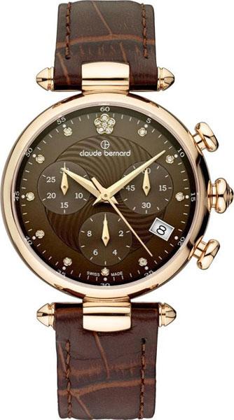 Женские часы Claude Bernard 10215-37RBRPR2