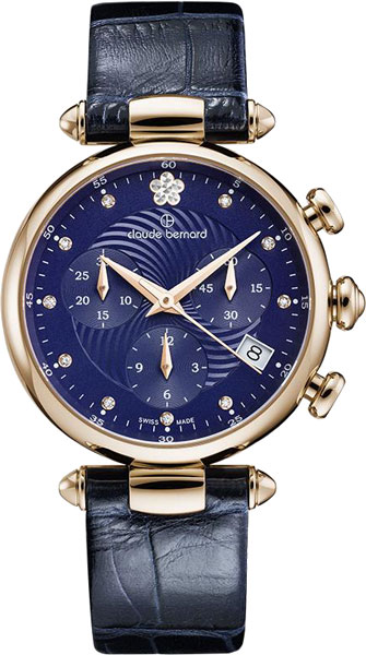 лучшая цена Женские часы Claude Bernard 10215-37RBUIFR2
