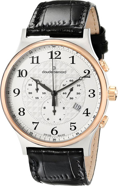 где купить Мужские часы Claude Bernard 10217-357RAB по лучшей цене