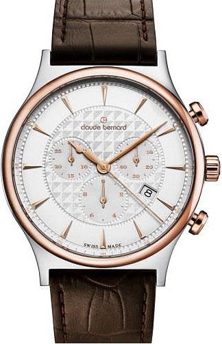 где купить Мужские часы Claude Bernard 10217-357RAIR по лучшей цене