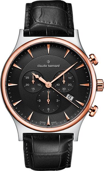 Мужские часы Claude Bernard 10217-357RNIR1