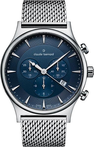 где купить Мужские часы Claude Bernard 10217-3MBUIN1 по лучшей цене