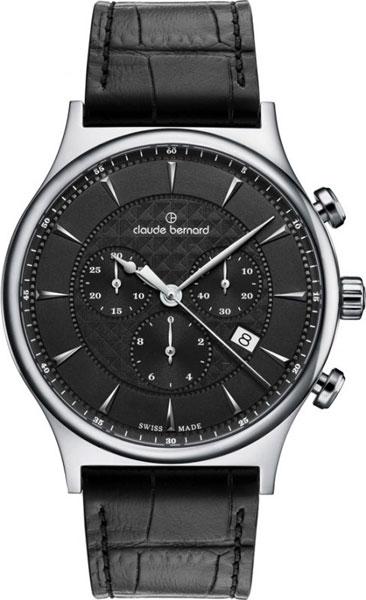 где купить Мужские часы Claude Bernard 10217-3NIN по лучшей цене
