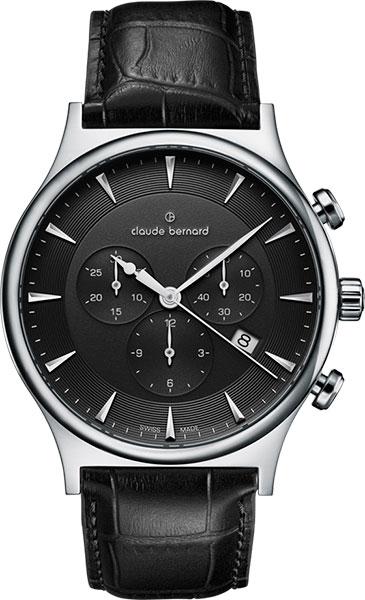 где купить Мужские часы Claude Bernard 10217-3NIN1 по лучшей цене