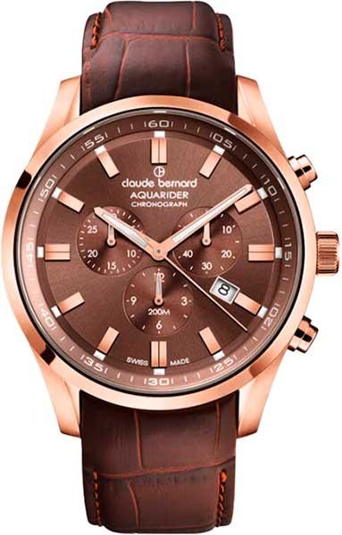 Мужские часы Claude Bernard 10222-37RCBRIR1