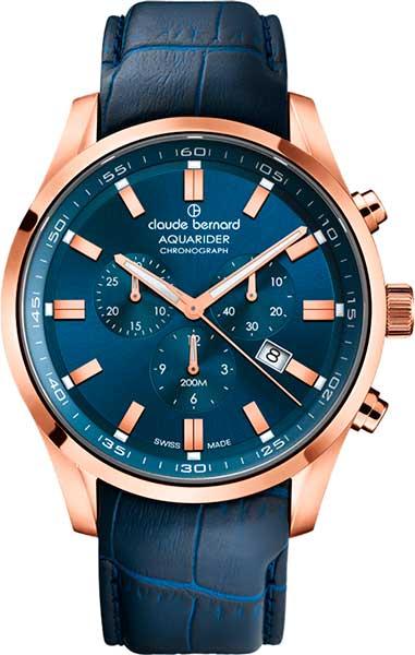 Мужские часы Claude Bernard 10222-37RCBUIR1