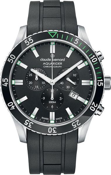 где купить Мужские часы Claude Bernard 10223-3NVCANV по лучшей цене