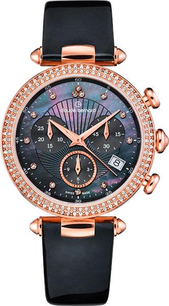 Женские часы Claude Bernard 10230-37RNANR цена и фото