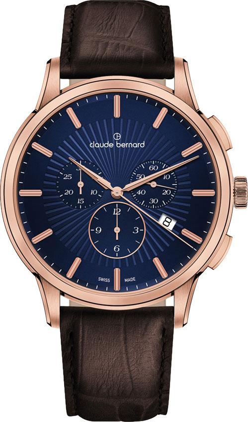 Мужские часы Claude Bernard 10237-37RBUIR мужские часы claude bernard 64005 37rbuir
