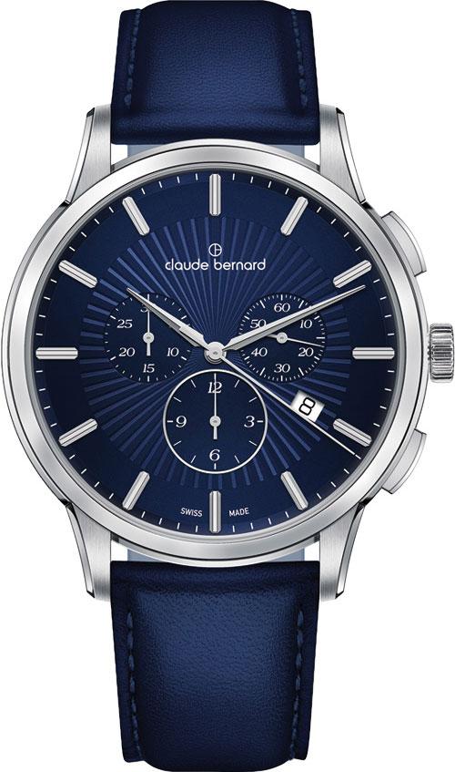 Мужские часы Claude Bernard 10237-3BUIN
