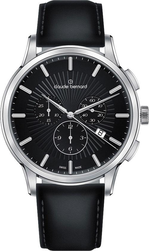 Мужские часы Claude Bernard 10237-3NIN