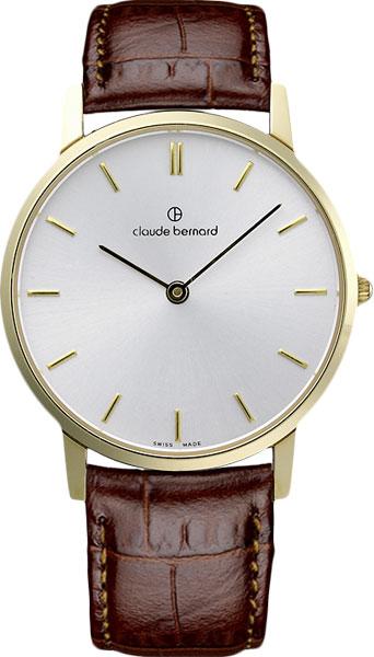 Мужские часы Claude Bernard 20060-37JAID цена и фото