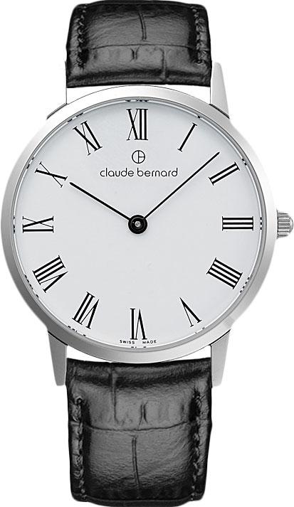 Женские часы Claude Bernard 20060-3BR мужские часы claude bernard 53003 3br