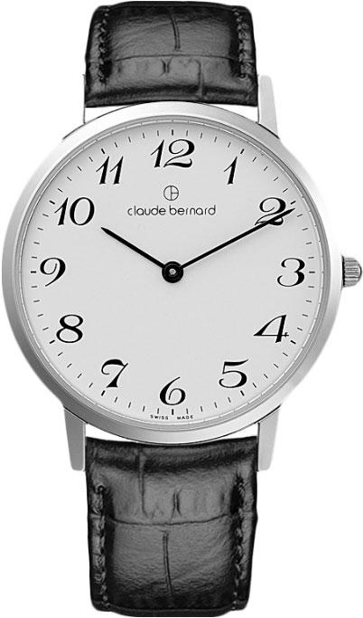 где купить Мужские часы Claude Bernard 20061-3BB по лучшей цене
