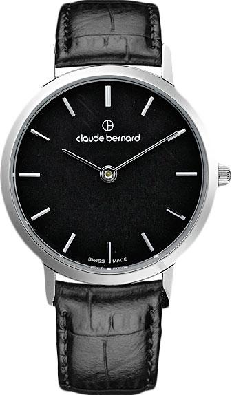 Женские часы Claude Bernard 20201-3NIN женские часы claude bernard 54003 3nin