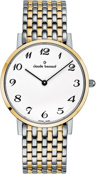 Мужские часы Claude Bernard 20202-357JMBB
