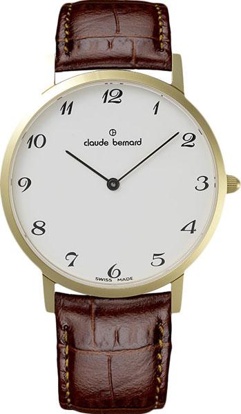 Мужские часы Claude Bernard 20202-37JBB все цены