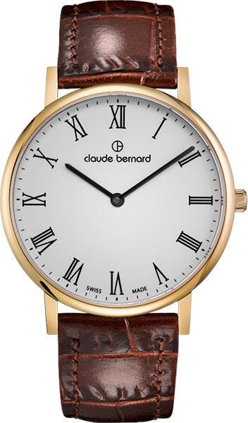 Мужские часы Claude Bernard 20214-37JBR