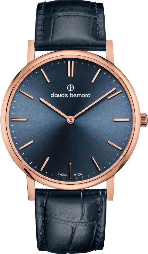 Мужские часы Claude Bernard 20214-37RBUIR цена и фото