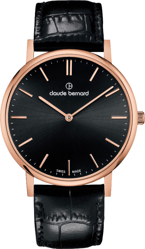Мужские часы Claude Bernard 20214-37RNIR цена и фото