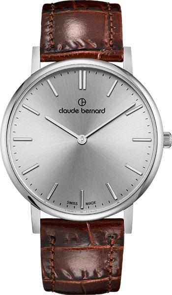 Мужские часы Claude Bernard 20214-3AIN мужские часы claude bernard 64005 3ain
