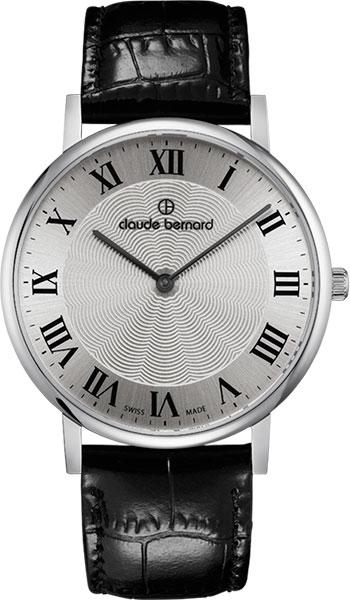 Мужские часы Claude Bernard 20214-3AR цена и фото