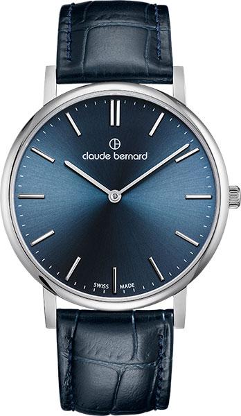 Мужские часы Claude Bernard 20214-3BUIN женские часы claude bernard 10231 3buin