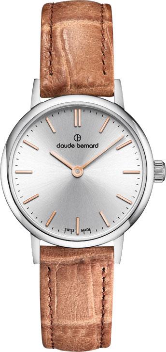 Женские часы Claude Bernard 20215-3AIR цена и фото