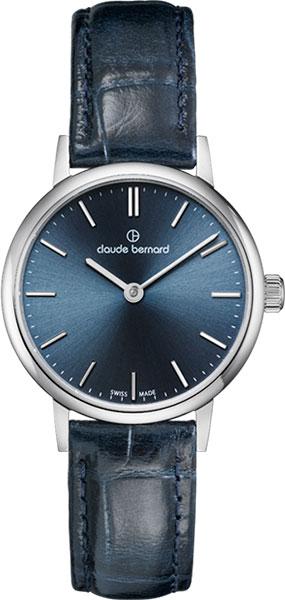 Женские часы Claude Bernard 20215-3BUIN цена и фото