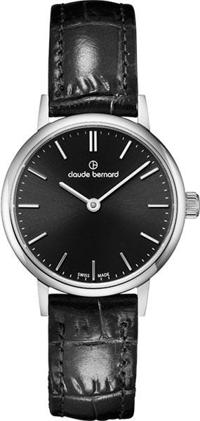 Женские часы Claude Bernard 20215-3NIN женские часы claude bernard 54003 3nin