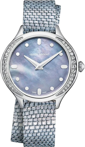 Женские часы Claude Bernard 20217-3PNAGIN