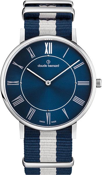 Мужские часы Claude Bernard 20219-3NABURBN
