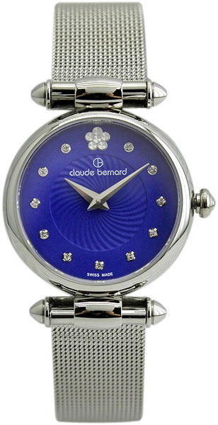 Женские часы Claude Bernard 20500-3BUIPN2 natali kovaltseva подвесная люстра natali kovaltseva olbia 75086 6c chrome 40847