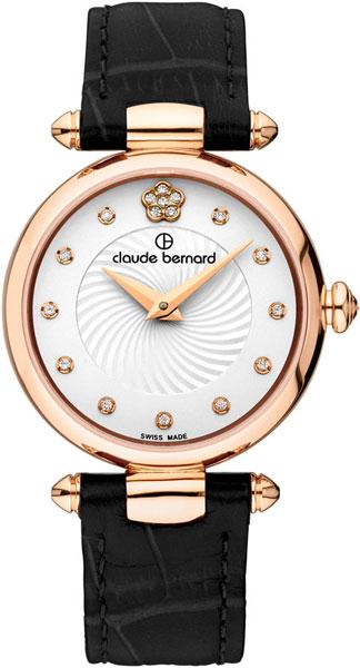 Женские часы Claude Bernard 20501-37RAPR2 oasis майами в сумке 100% хлопок красный 20501 08