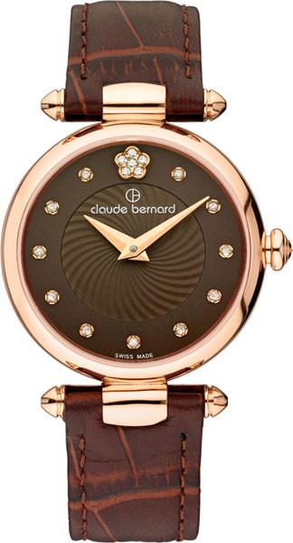 Женские часы Claude Bernard 20501-37RBRPR2 цена и фото