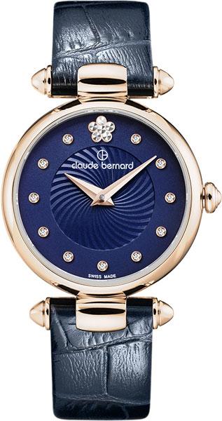 Женские часы Claude Bernard 20501-37RBUIFR2 цена и фото