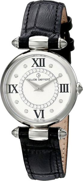 Женские часы Claude Bernard 20501-3APN1 oasis майами в сумке 100% хлопок красный 20501 08