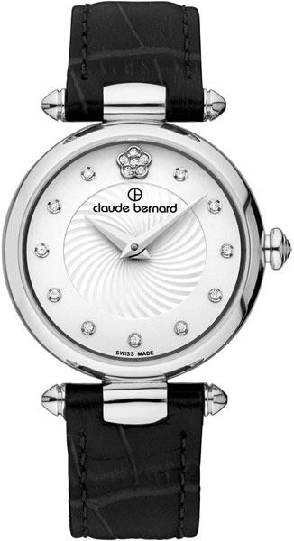 Женские часы Claude Bernard 20501-3APN2 oasis майами в сумке 100% хлопок красный 20501 08