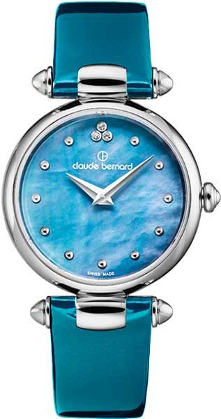 Женские часы Claude Bernard 20501-3NABUDN цена и фото