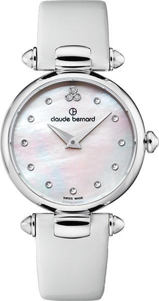 где купить  Женские часы Claude Bernard 20501-3NADN  по лучшей цене