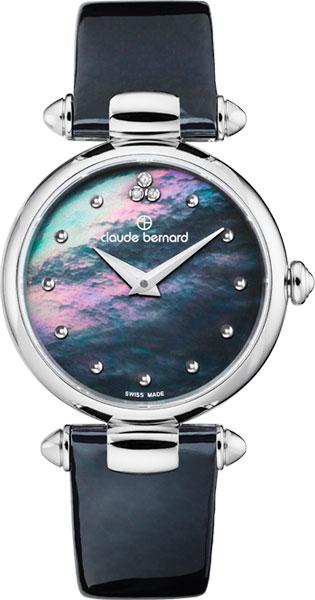 Женские часы Claude Bernard 20501-3NANDN oasis майами в сумке 100% хлопок красный 20501 08