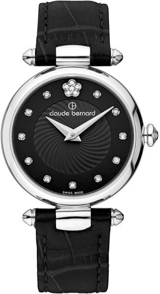 Женские часы Claude Bernard 20501-3NPN2 цена и фото