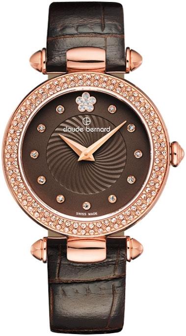 Женские часы Claude Bernard 20504-37RPBRPR2